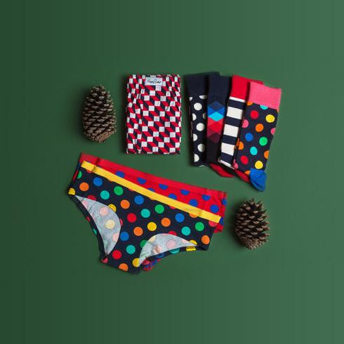 Urbanlux Vianoce 2017 - Happy Socks